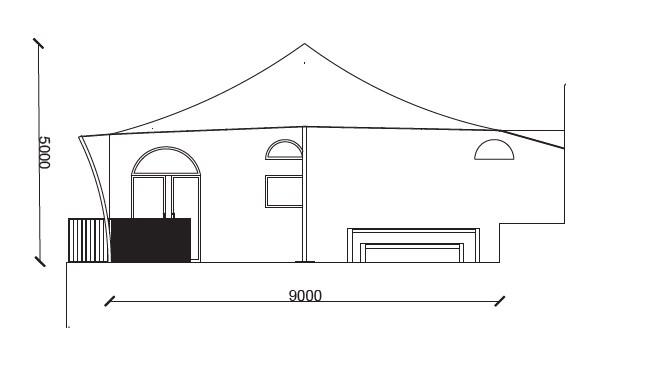 sonnensegel wasserdicht nach ma trapezsun csun highend sonnensegel with sonnensegel wasserdicht. Black Bedroom Furniture Sets. Home Design Ideas